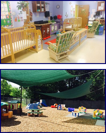 Learning Room and Playground