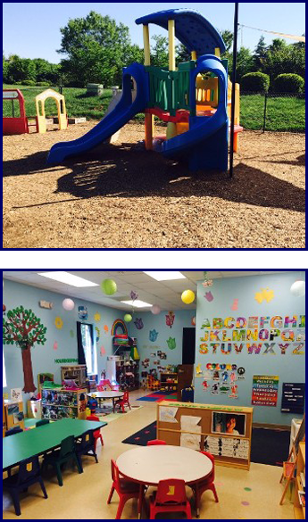 Play Area and Learning Area